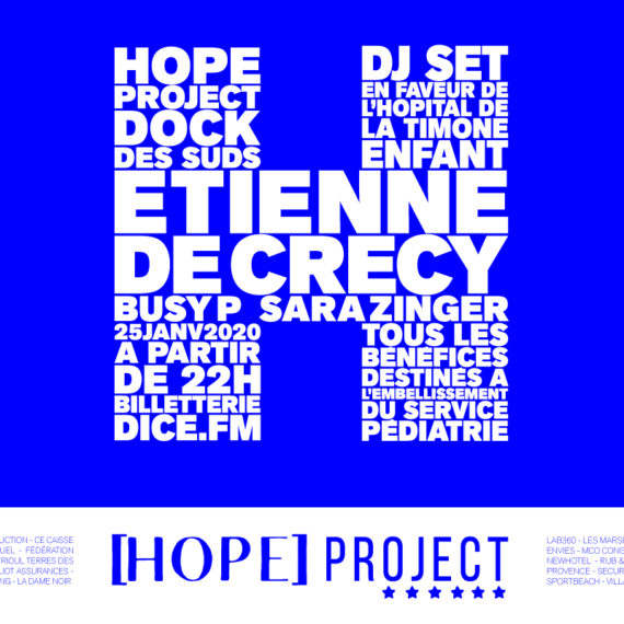 HOPE PROJECT DICE